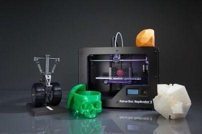 La 3D fait forte impression | Just Do It Yourself | Scoop.it
