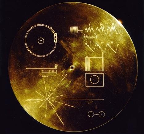 Αυτές είναι οι 116 εικόνες που επέλεξε η NASA για να εξηγήσει τον κόσμο μας στους εξωγήινους | omnia mea mecum fero | Scoop.it