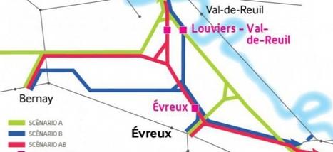 Le COPIL de la ligne nouvelle Paris-Normandie approuve le programme et le calendrier des premières études - DrakkarOnline | Actualité Economique en Normandie | Scoop.it