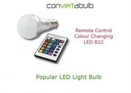 Popularity of LED Light Bulbs   Convertabulb   Scoop.it