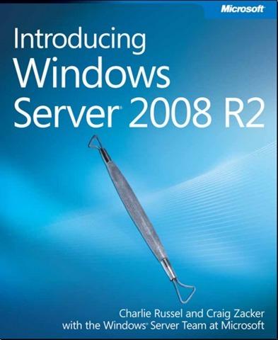 Ebook gratuit : Introducing Windows Server 2008 R2 | Time to Learn | Scoop.it