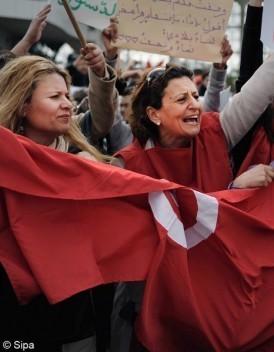 Les femmes ont-elles été trahies par les révolutions arabes? | Les femmes en société. | Scoop.it