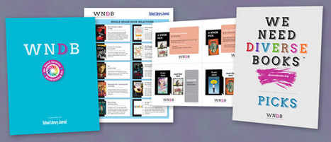 We Need Diverse Books and SLJ Release Booktalking Kit   LibraryLinks LiensBiblio   Scoop.it