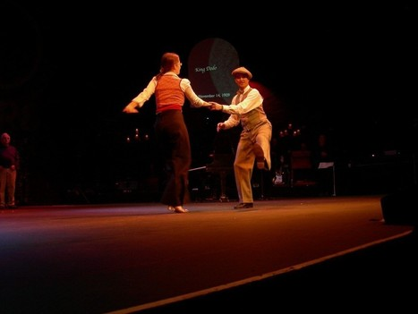 Swing: The True American Folk Dance | Seeking Ballroom | Scoop.it
