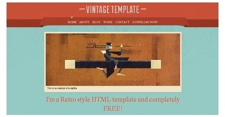 30+ HTML5 and CSS3 Web Design Templates | 7plusDezine | Web & Graphic Design | Scoop.it