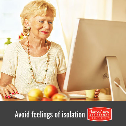 4 Ways to Diminish Seniors' Feelings of Loneliness | Home Care Assistance of Tampa Bay | Scoop.it