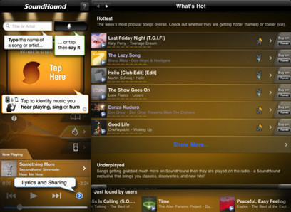 App Store - SoundHound | Apps and Widgets for any use, mostly for education and FREE | Scoop.it