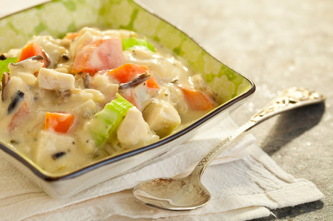 Chicken Soup For The Healthy Soul - 12 Healthy Alternatives to our Favorite Foods | Foodssource | Scoop.it