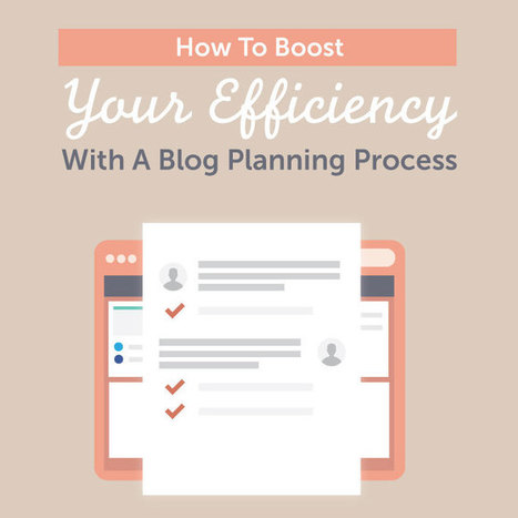 How to Hack Your Efficiency with an Agile Blog Planning Process | MarketingHits | Scoop.it