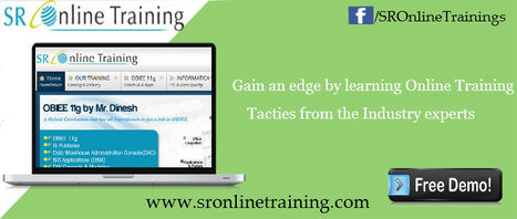 OBIEE Online Training by Professional www.sronlinetraining.com   Sr Online Training   Scoop.it