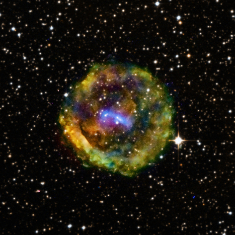 Supernova ejected from the pages of history | Fragments of Science | Scoop.it