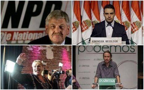 Néonazis, Indignés et féministes entrent au Parlement européen | Union Européenne, une construction dans la tourmente | Scoop.it