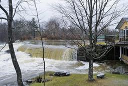 Will this river run free? - Press Herald   Fish Habitat   Scoop.it