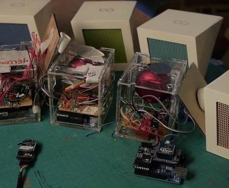Q&A with Arduino-Based Skube Codesigner | Circuit Cellar | Arduino, Netduino, Rasperry Pi! | Scoop.it