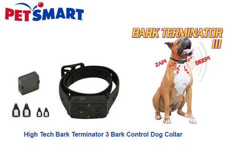 Petsmart Deals High Tech Bark Terminator 3 Bark Control Dog Collar $89.99 | Coupons chase | Edyta savings and sales world | Scoop.it