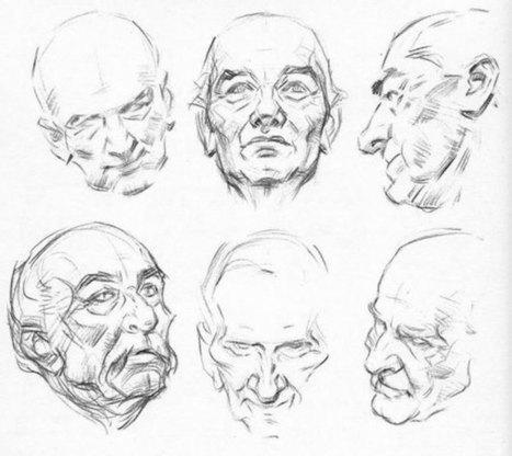 Come disegnare il volto con andrew loomis i pi for Disegnare i propri piani di casa