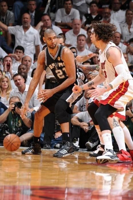 La Final NBA en sus pies | SportBusiness | Scoop.it
