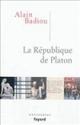 Alain Badiou, La République de Platon 1/5 - France Culture | Archivance - Miscellanées | Scoop.it