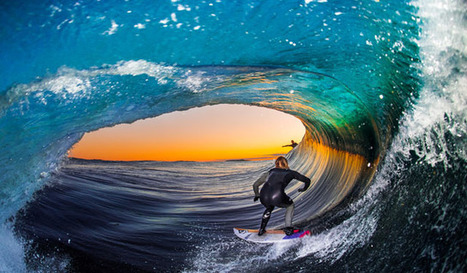 Shooting Flash Photos of Surfers Inside Barrel Waves   xposing world of Photography & Design   Scoop.it