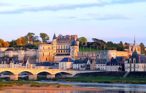 Amboise, Royal Château - The last Residence of Leonardo da Vinci   Les Châteaux de la Loire   Scoop.it