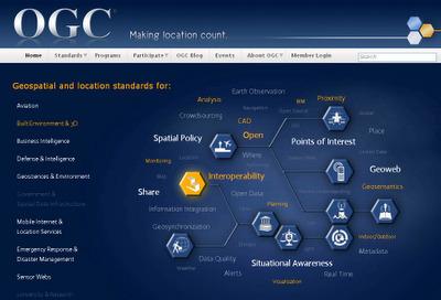 Ya está en marcha el Blog OGC | CEREGeo - Geomática | Scoop.it