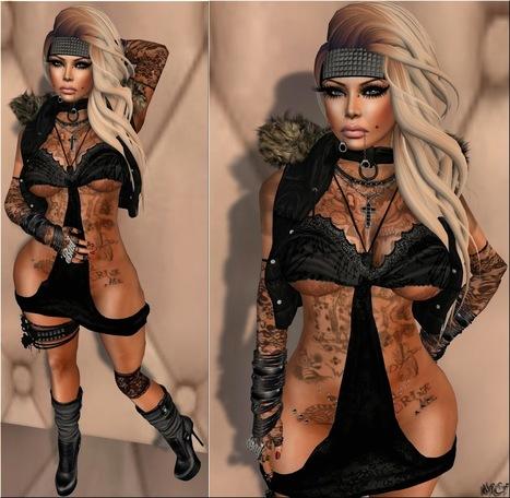★ Nici's Fashion Style ★: ηαѕту вα∂ вιтcн   Nici's Fashion Style   Scoop.it