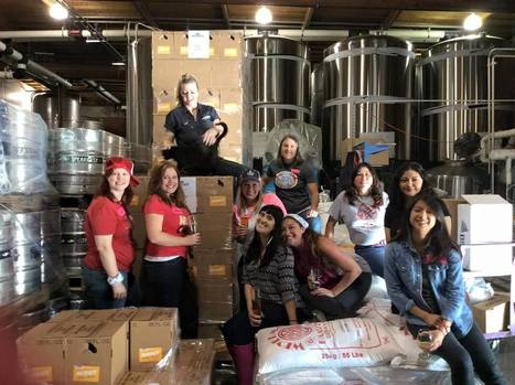 Meet The Pink Boots Society, A Community For SF Women In The Beer Industry | International Beer News | Scoop.it