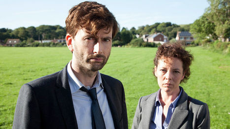 """The Art of the Cliffhanger: """"Broadchurch"""" Creator Breaks Down Britain's Most Tweeted Thriller 