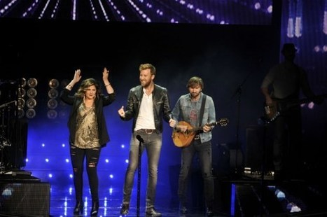 Lady Antebellum Bring Sam Hunt Along for an Epic Party in Michigan [Pictures] | Country Music Today | Scoop.it