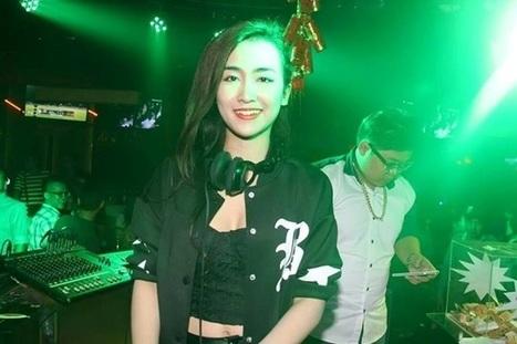 DJ Trang Moon đắt show sau The Remix | cửa cuốn | Scoop.it