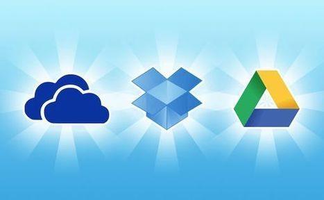 Comparatif : 7 offres gratuites de stockage dans le cloud - Xapur.net | Freewares | Scoop.it