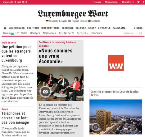 Edition francophone | Data @ Luxemburger Wort | Scoop.it