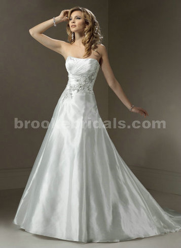 Cheap Maggie Sottero Connie Maggie Sottero bridal gown style Connie www.brookebridals.com | ABOUT WEDDING DRESSES | Scoop.it