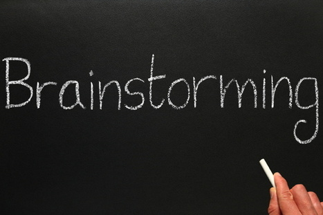 Unleash Your Company's Creativity Through Brainstorming - By John Hendrie - Hotel News Resource   creative thinking on demand   Scoop.it