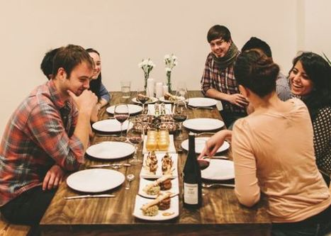 Startup makes hiring a private chef easy, affordable | SocialMediaRestaurants.com | Scoop.it