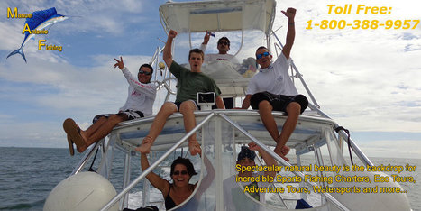 Manuel Antonio Tours at Manuelantoniofishing.com | Manuel Antonio Fishing | Scoop.it