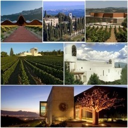 9 innovative architectures in the vineyards - Wine Spiral Project | E-commerce + eCRM + video game + social = game-commerce | Scoop.it