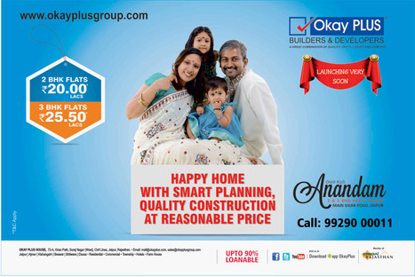 2 & 3 BHK Flats in Jaipur | Property in Jaipur | Scoop.it