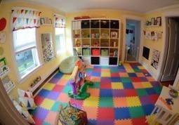 Çocuk İçin Oyun Odası Fikirleri   Dekorasyon   Scoop.it