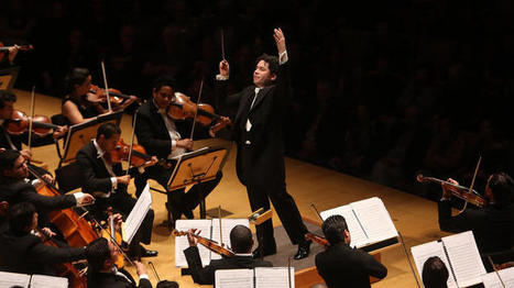 Gustavo Dudamel: Why I don't talk Venezuelan politics | medici.tv - newsfeed | Scoop.it