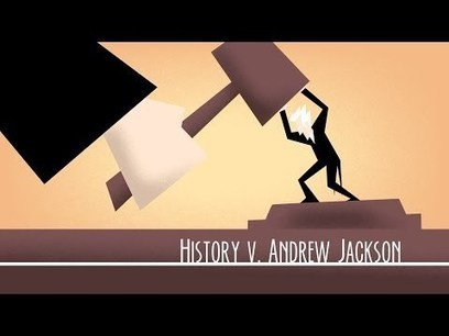 History vs. Andrew Jackson - James Fester | TJMS United States History | Scoop.it