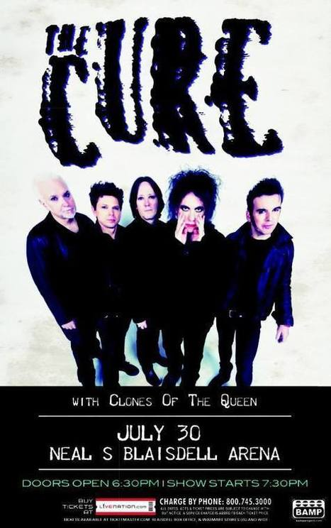 The Cure to play first-ever concert in Hawaii next month ahead of ... | Winning The Internet | Scoop.it