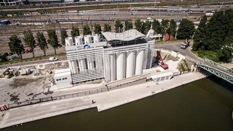Eqiom Bétons distingué pour la réhabilitation de son unité de production de Pantin : 18-07-2016 - Batiweb.com | actualités en seine-saint-denis | Scoop.it