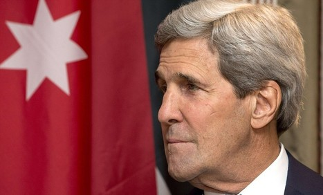 McDonald's Inteligence »»  John Kerry suggests governing war-torn Libya as easy as Massachusetts | Saif al Islam | Scoop.it
