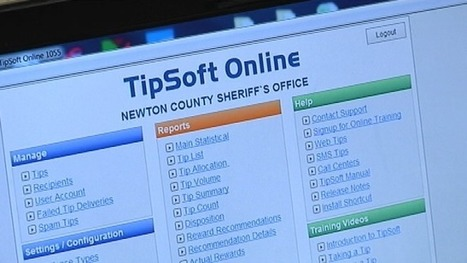 Newton County Sheriff's Office launches app to combat gangs | Apps in Law Enforcement | Scoop.it