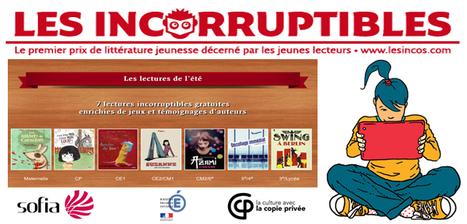 [Applications gratuites] 7 lectures incorruptibles enrichies pour l'été (maternelle au lycée) #LireEnShort | CaféAnimé | Scoop.it