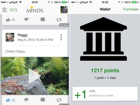 Minds Launches Virtual Currency-Powered Social Networking App | Tech Education | スリランカにて、英語ベースのプログラミング学校開校! | Scoop.it