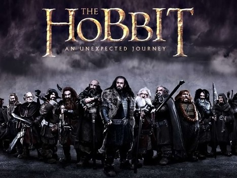The Hobbit: An Unexpected Journey, Doing The Book Proud | Sci-Fi, Fantasy, Horror Movies and Films | Scoop.it