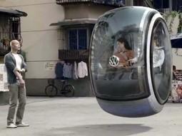 VW Unveils Hover Car | TheDetroitBureau.com | Technology of the Future | Scoop.it