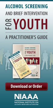 Alcohol Screening and Brief Intervention for Youth: A Practitioner's Guide | Parental Responsibility | Scoop.it